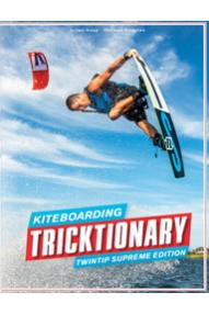 Kiteboarding Tricktionary - Twintip Edition - English